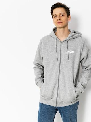 Bluza z kapturem Prosto Restful ZHD (concrete grey)