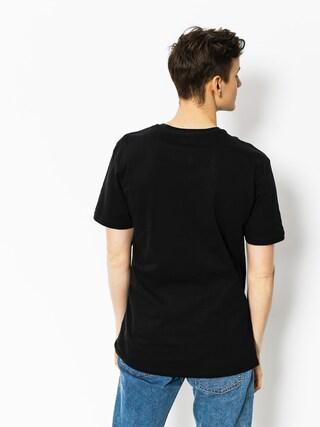 T-shirt Fox Legacy Moth Premium (blk)