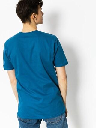 T-shirt Fox Legacy Moth Premium (dst blu)