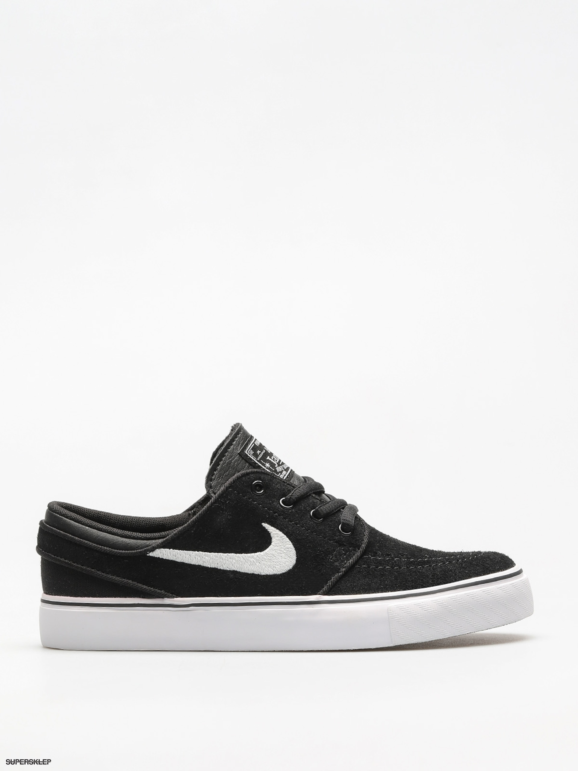 Buty dziecięce Nike Stefan Janoski GS (black white gum med brown) 553d0e46abad9