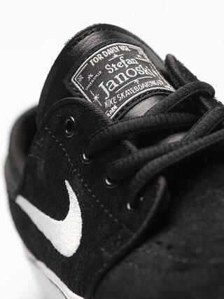Buty dziecięce Nike Stefan Janoski GS (black/white gum med brown)