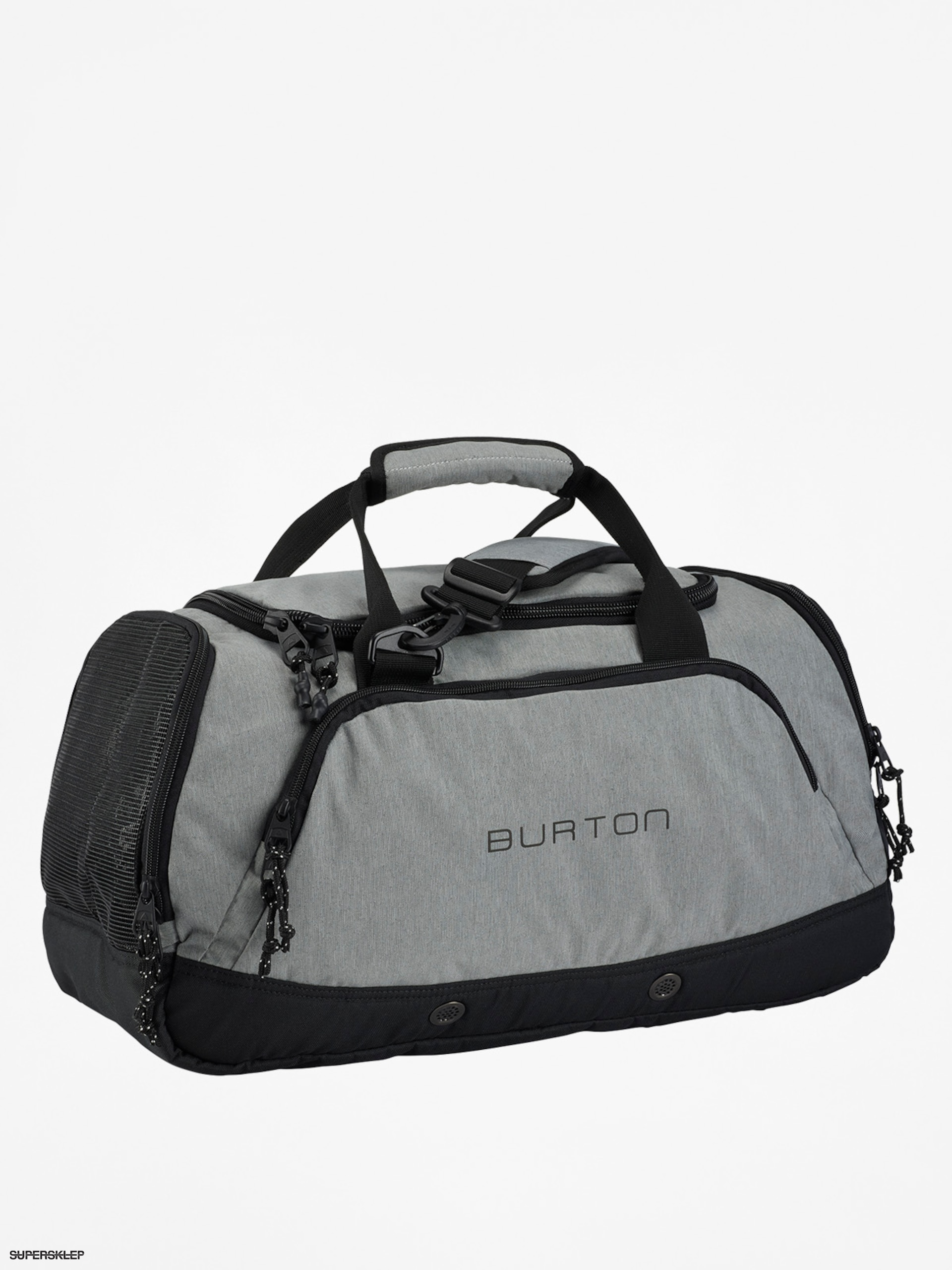 Torba Burton Boothaus Bag Md 2.0 (grey heather)