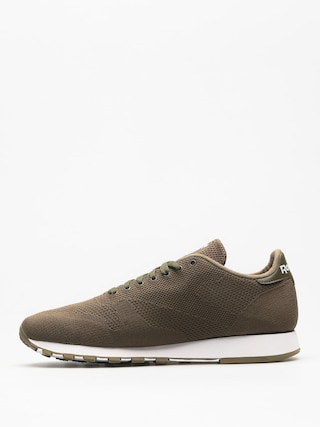 Buty Reebok Cl Leather Ultk (army green/white)
