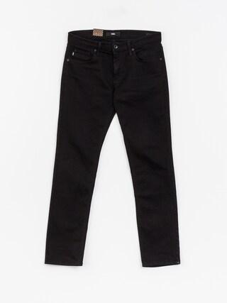 Spodnie Vans V16 Slim (overdye black)