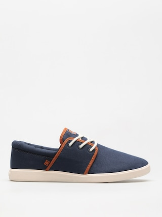 Buty DC Haven (navy/dk chocolate)