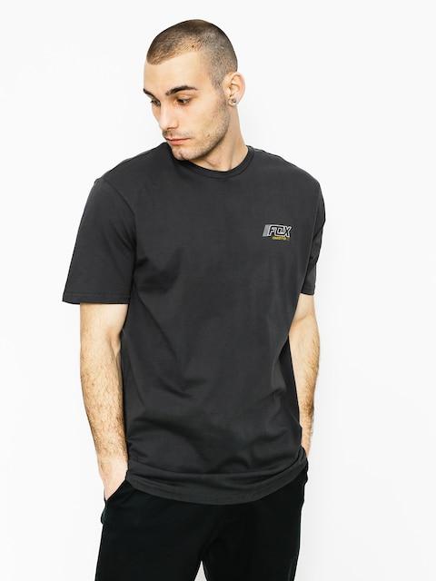 T-shirt Fox Edify Premium (blk vin)