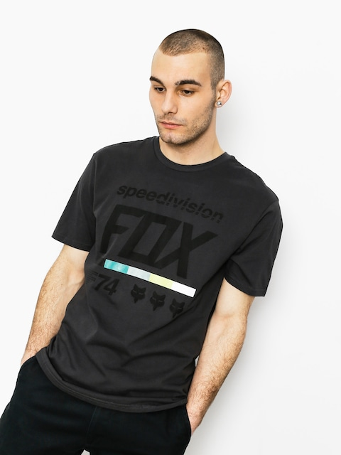 T-shirt Fox Draftr 2 Premium (blk vin)