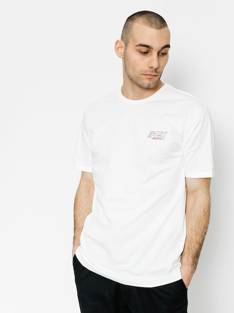 T-shirt Fox Edify Premium (opt wht)