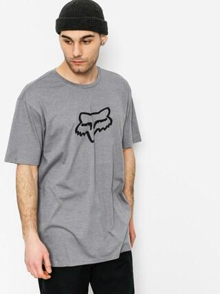 T-shirt Fox Legacy Foxhead Premium (htr graph)