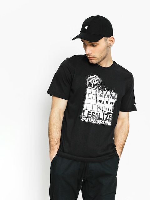 T-shirt adidas Legalize (black/white)