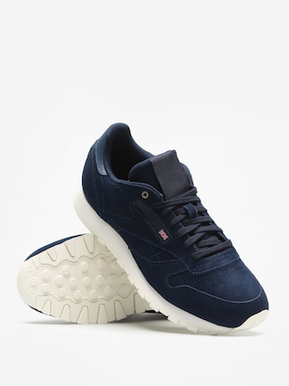 Buty Reebok Cl Leather MCC (blue note/chalk)