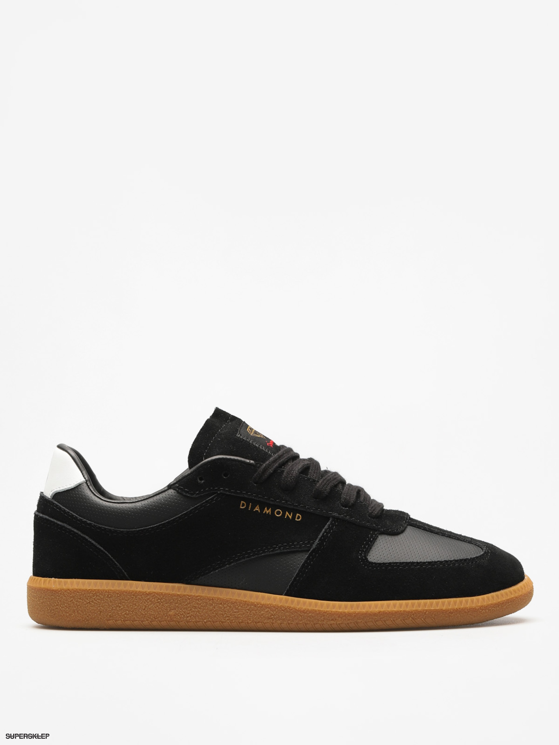 Buty Diamond Supply Co. Milan Lx Gum (black)