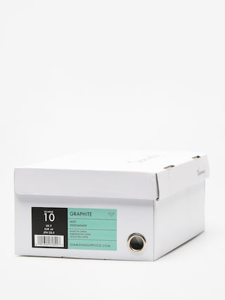 Buty Diamond Supply Co. Graphite (white)