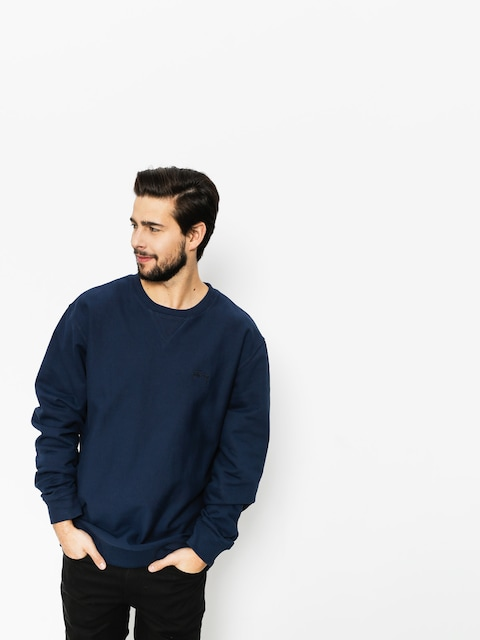 Bluza Stussy Stock LS Terry (navy)