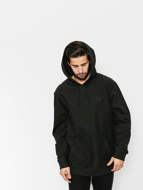 Bluza z kapturem Stussy Stock Terry HD (black)