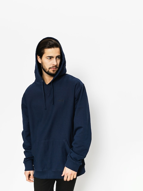 Bluza z kapturem Stussy Stock Terry HD (navy)