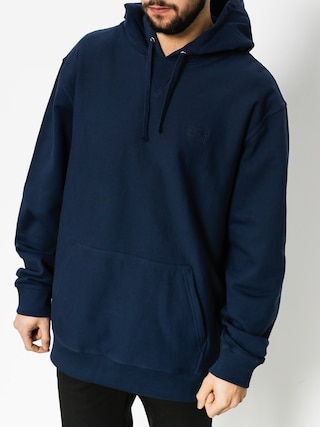 Bluza z kapturem Stussy Stock Terry HD (navy)