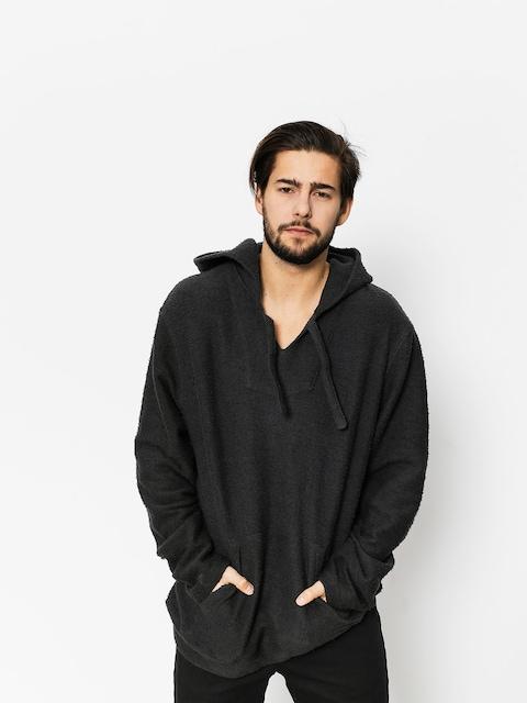 Bluza Stussy Baja Poncho (black)