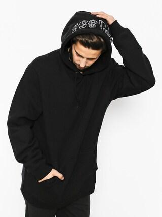 Bluza z kapturem Stussy Wes App HD (black)