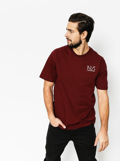 T-shirt Nervous Icomplete