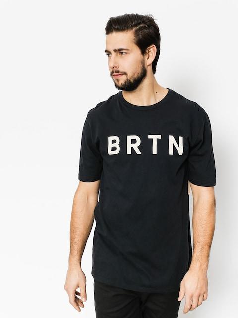 T-shirt Burton Brtn (true black)