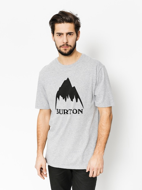 T-shirt Burton Clssmtnhgh (gray heather)