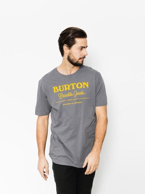 T-shirt Burton Durable Gds (castlerock)