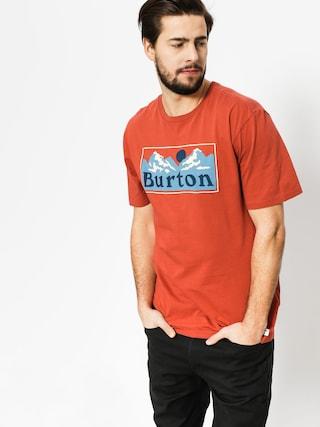 T-shirt Burton Ralleye (tandori)
