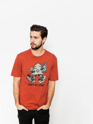 T-shirt Burton Estevan (tandori)