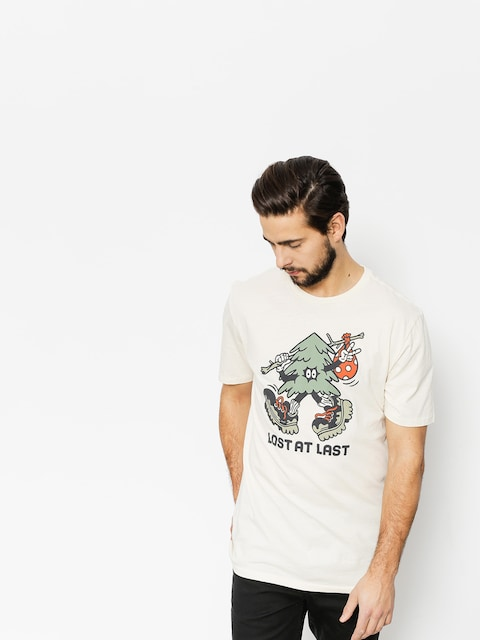 T-shirt Burton Estevan (raw cotton)