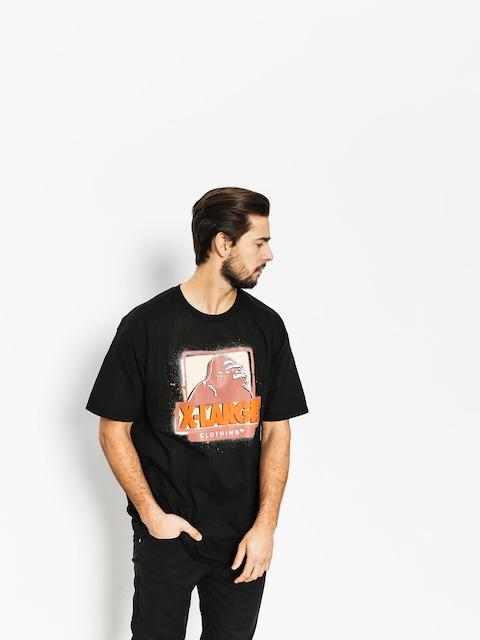 T-shirt XLARGE Stencil (black)