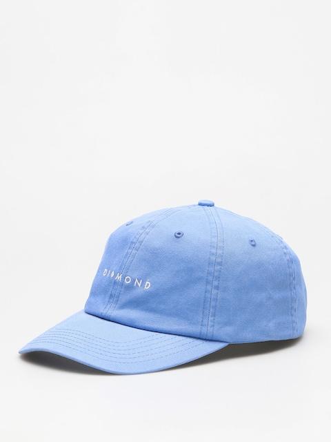 Czapka z daszkiem Diamond Supply Co. Marquise Sports ZD (blue)