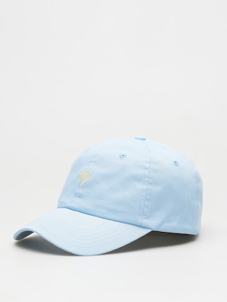 Czapka z daszkiem Diamond Supply Co. Micro Brilliant Sport ZD (powder blue)