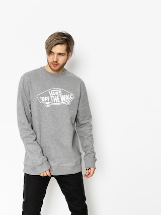 Bluza Vans Otw Crew (cement/heather white/outline)