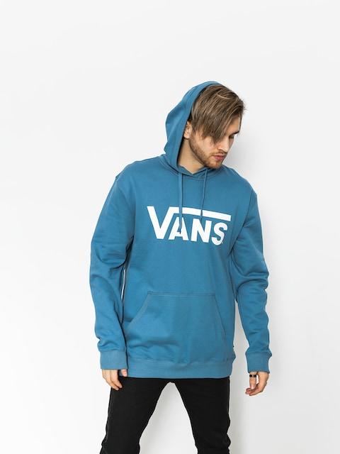 Bluza z kapturem Vans Vans Classic HD (copen/blue white)