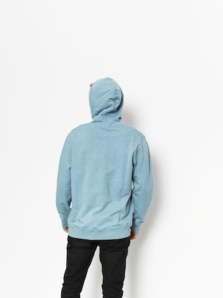 Bluza z kapturem Carhartt College HD (dusty blue heather/white)