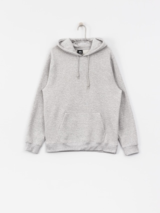 Bluza z kapturem Stussy Wes App HD (grey heather)