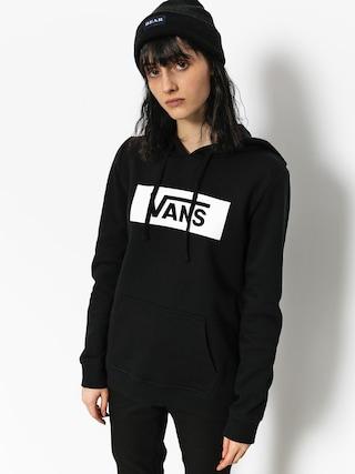 Bluza z kapturem Vans Open Road HD Wmn (black)