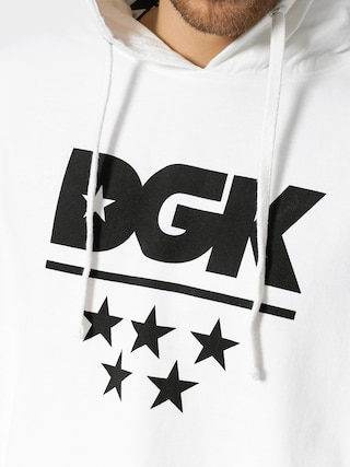 Bluza z kapturem DGK All Star HD (white)
