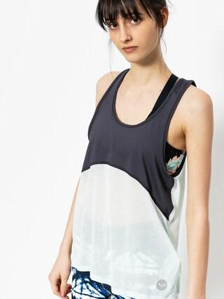 Koszulka Roxy Devotte Tank Wmn (graphite/light mint)