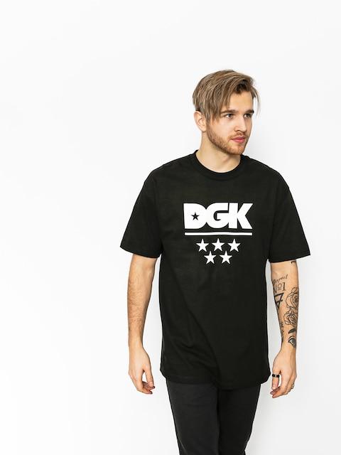 T-shirt DGK All Star (black)