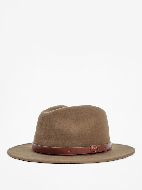 Kapelusz Brixton Messer Fedora (light olive)