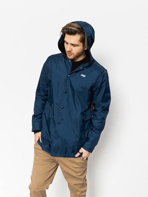 Kurtka Vans Turnstall Parka (dress/blues white)