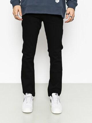 Spodnie DC Worker Straight (black rinse)