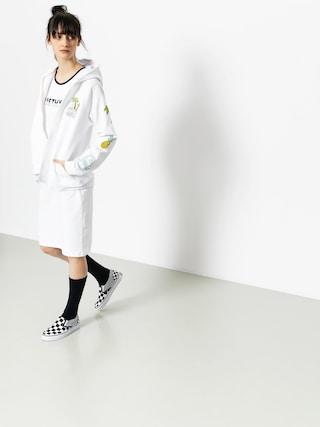 Bluza z kapturem Femi Stories Osla ZHD Wmn (wht)