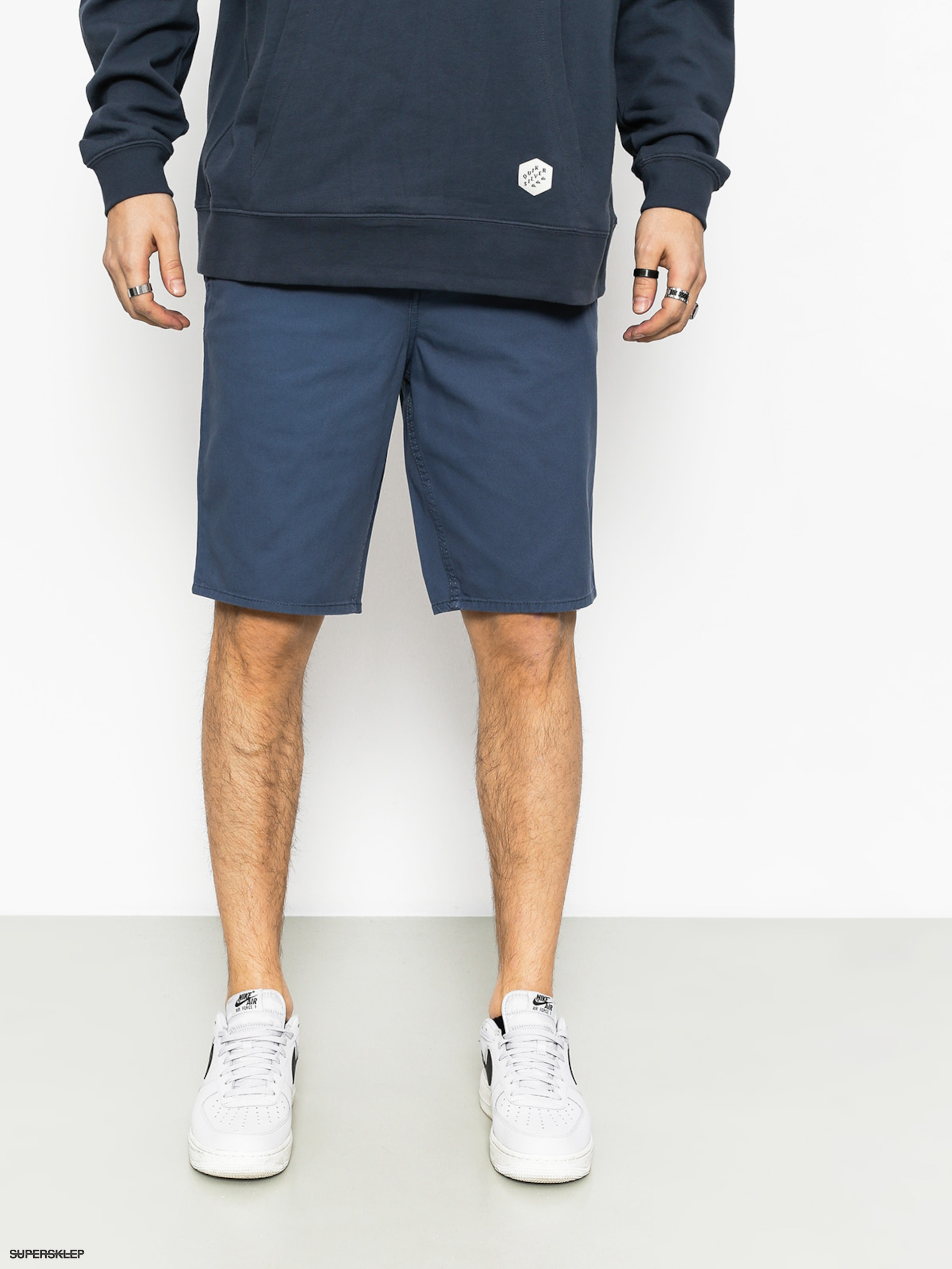 Szorty Quiksilver Everyday Light Chinos