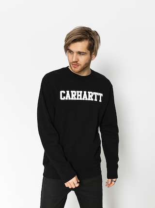 Bluza Carhartt College (black/white)