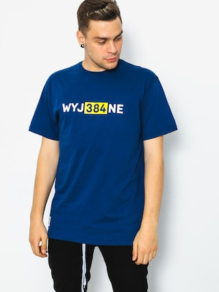 T-shirt Diamante Wear Wyj384ne (navy)
