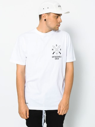 T-shirt Diamante Wear Untouchable Crew (white)