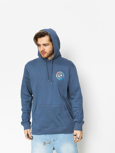 Bluza z kapturem Quiksilver Authorized Dealers 1 HD